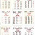 baseball stats sheets printable