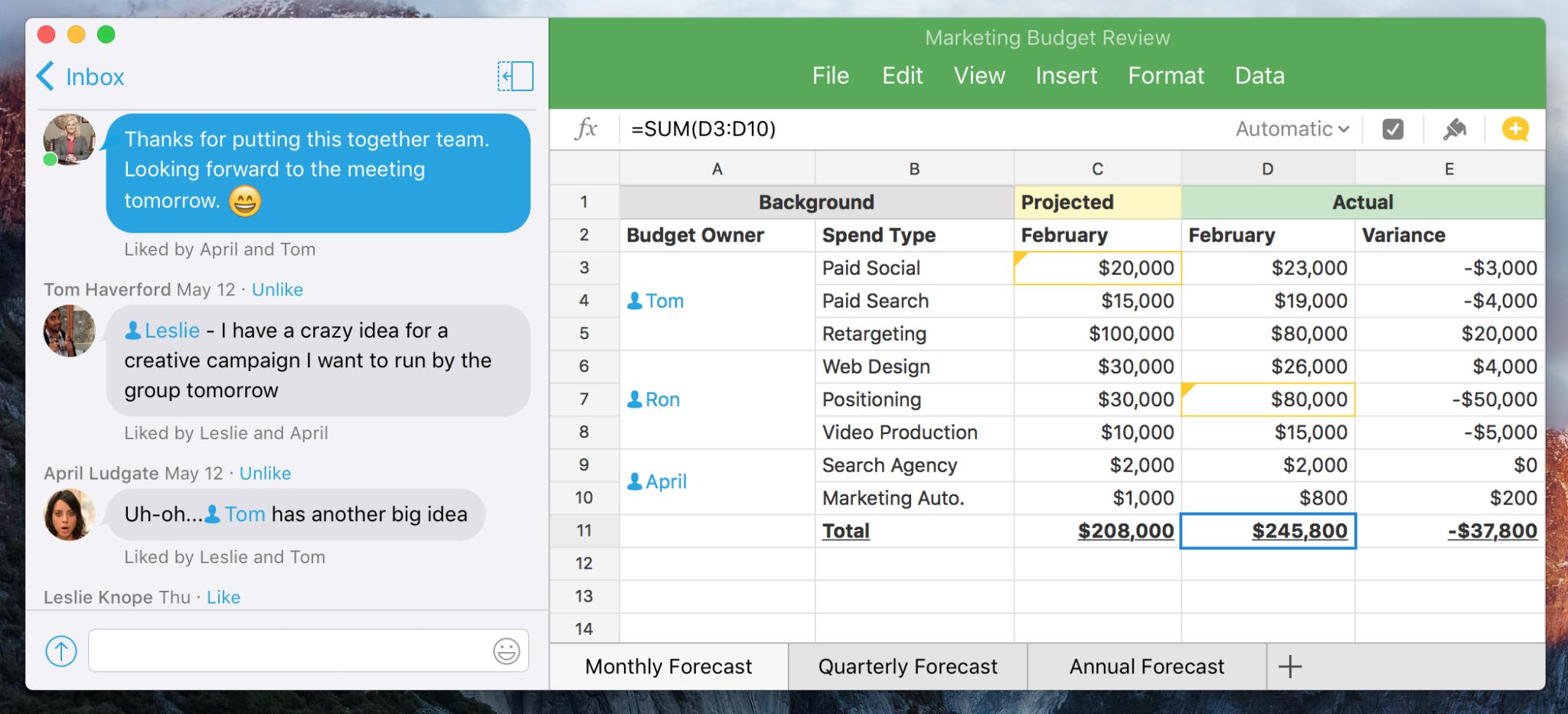 50 30 20 Budget App