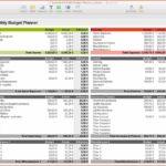 503020 Budget Sheet