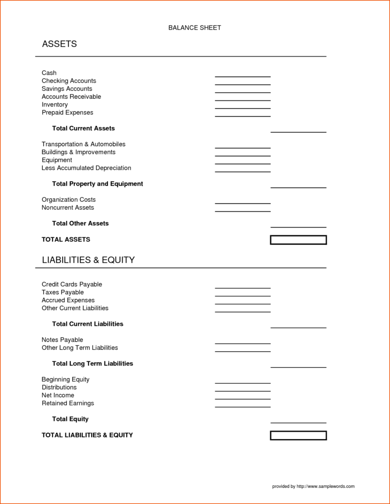 asset and liability statement template - assets and liabilities spreadsheet natural buff dog