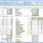 Construction Cost Estimating Software Excel