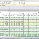 Construction Estimating Spreadsheets