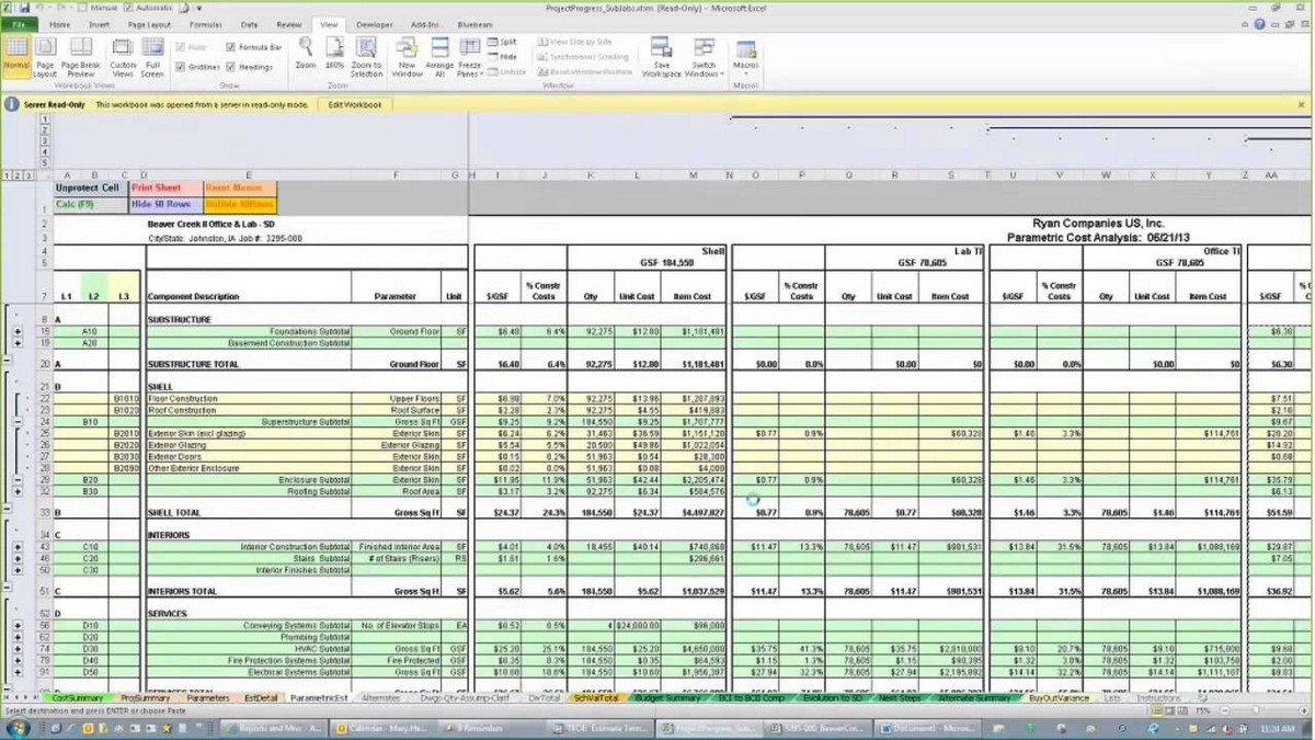 140 new construction cost estimator cost estimate comparison
