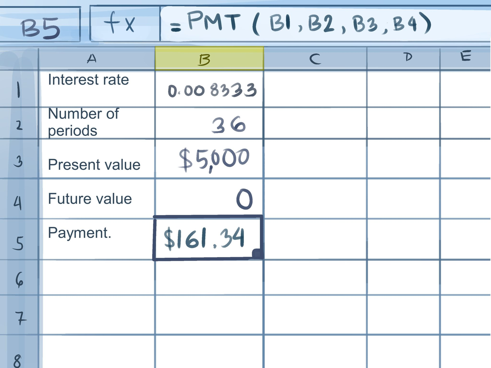 Debt Payoff Spreadsheet Excel
