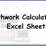 Earth Work Calculation Formula