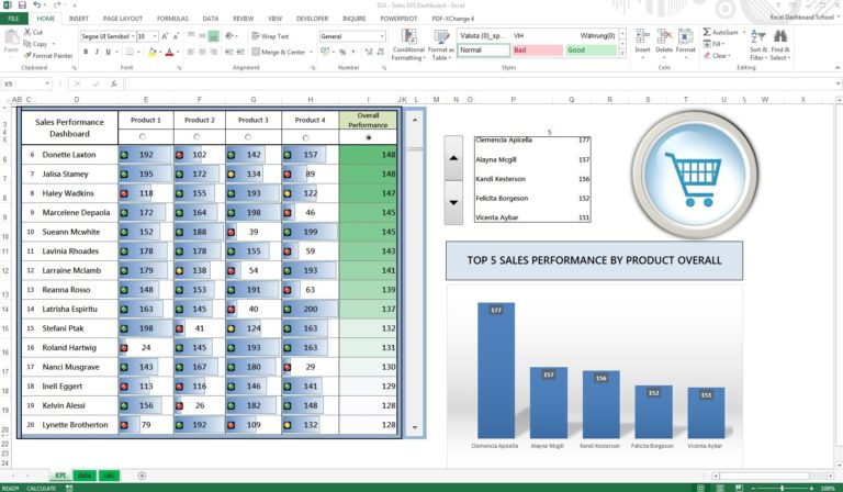 excel spreadsheets examples