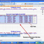 Excel Spreadsheet For Mortgage Amortization and Mortgage Amortization Schedule Excel Template