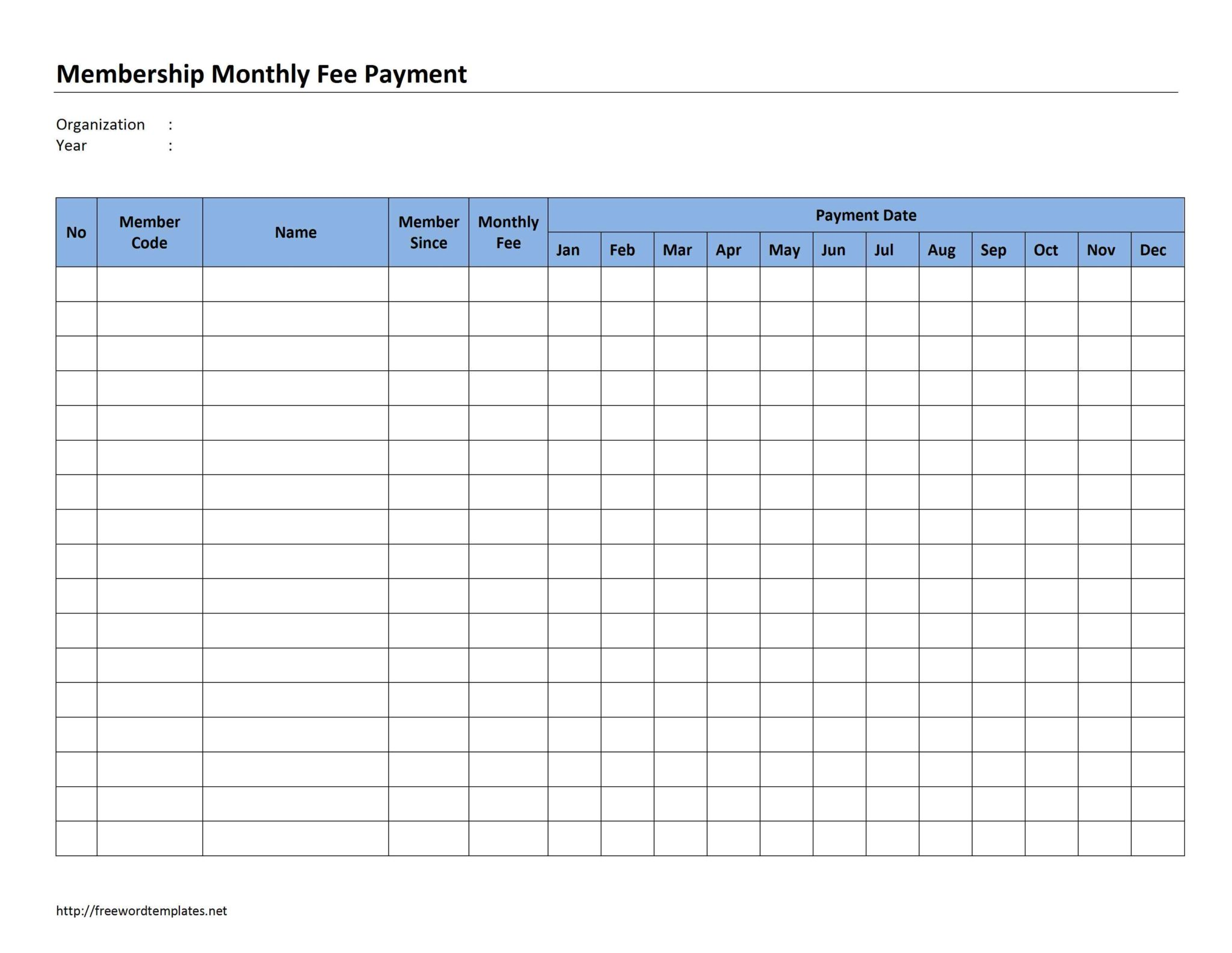 Excel Templates Budget Monthly Household Bills