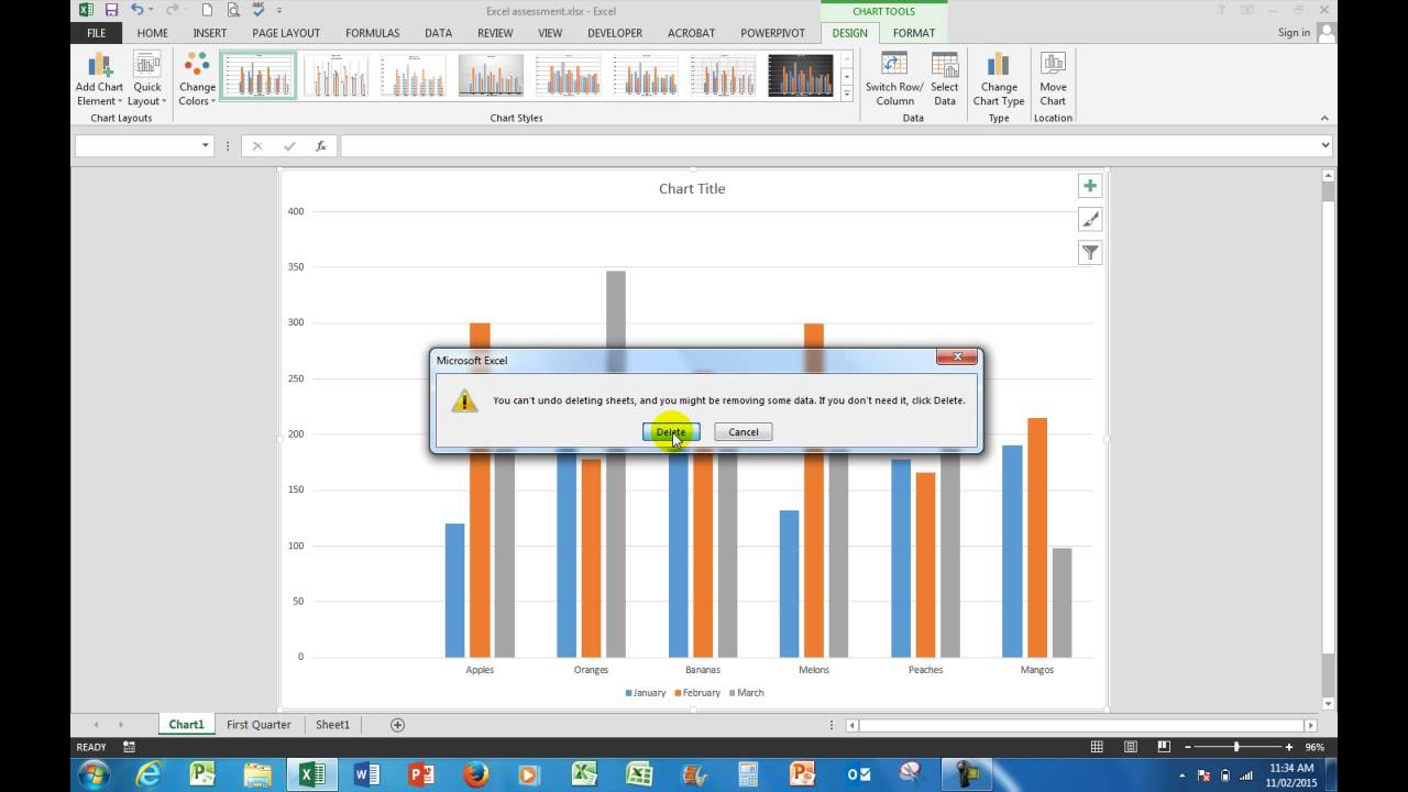 Excel Test For Interview Download