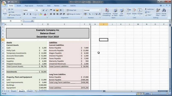 How To Create A Spreadsheet In Excel 2010