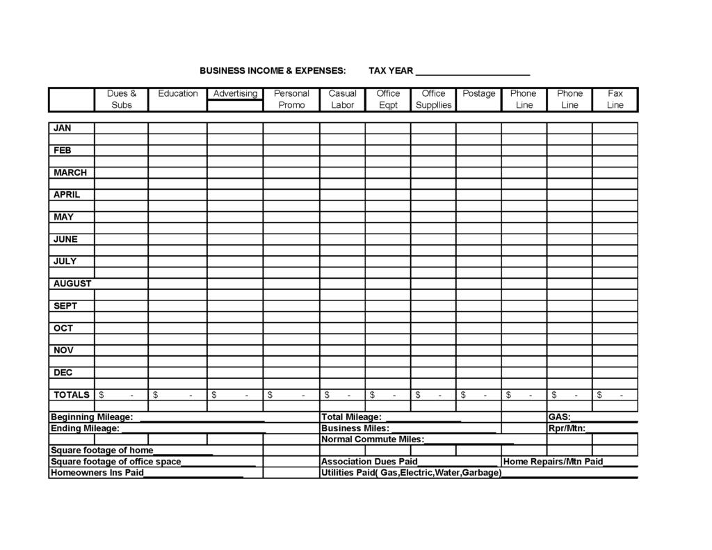 schedule c expenses worksheet bluegreenish. Black Bedroom Furniture Sets. Home Design Ideas