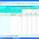 Keep Track Of Bills Excel Spreadsheet