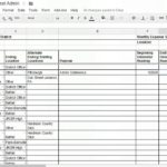 Mileage Spreadsheet Uk