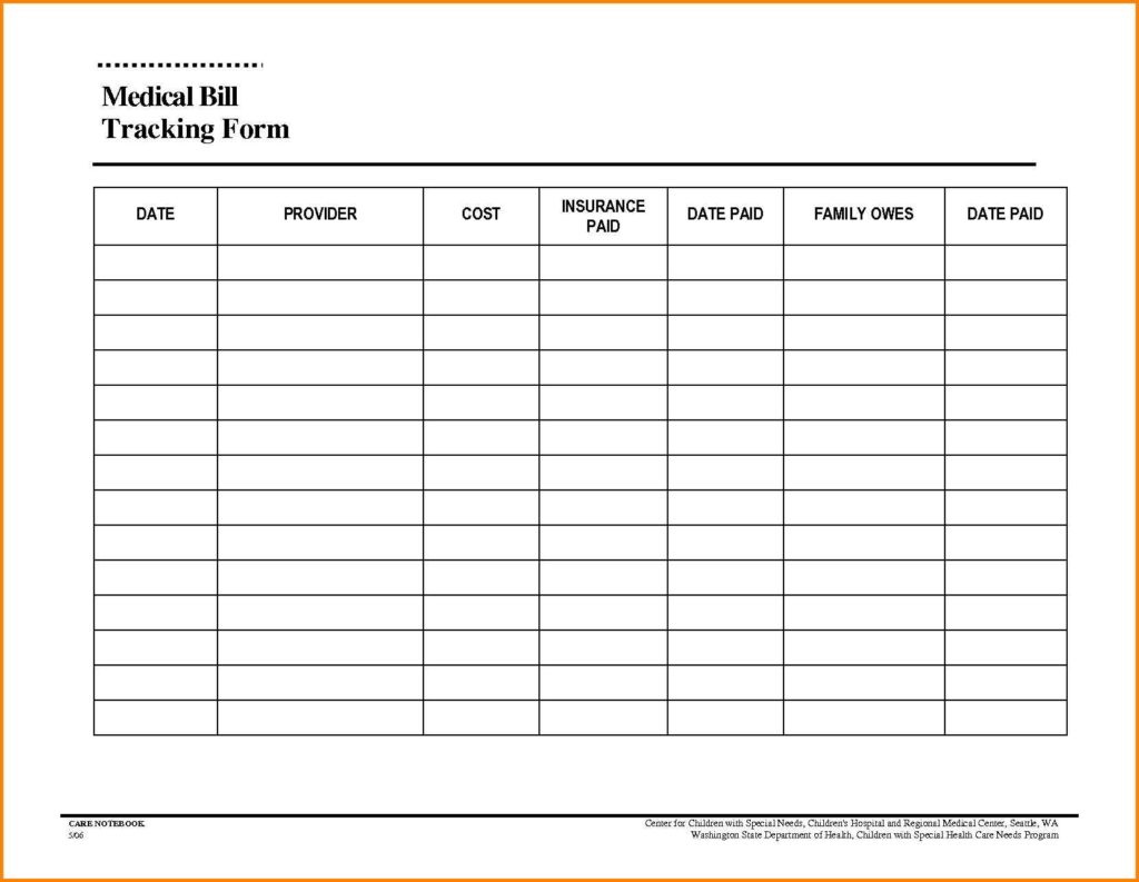 Blank Budget Worksheet Printable – Blank Budget Worksheet Printable