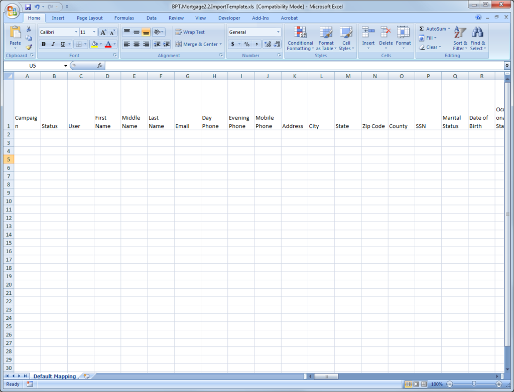 mortgage repayment schedule spreadsheet