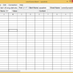 Online Spreadsheet Editor Free