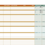 Sales Activity Tracking Spreadsheet