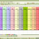 Sick Leave Accrual Spreadsheet