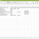 Spreadsheet Templates