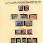 Stamp Collection Inventory