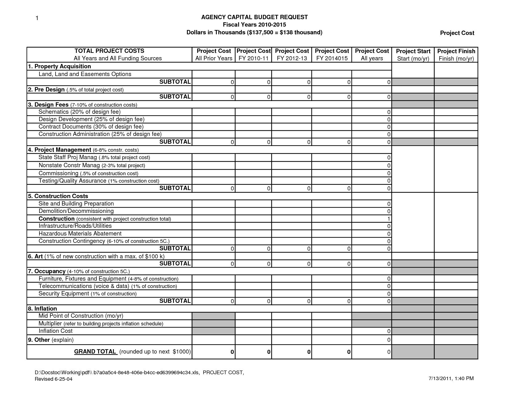 Task Manager Excel Spreadsheet