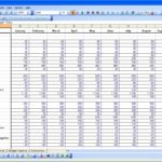 Tracking Spending Worksheet