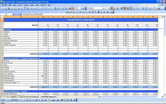 applicant tracking spreadsheet excel