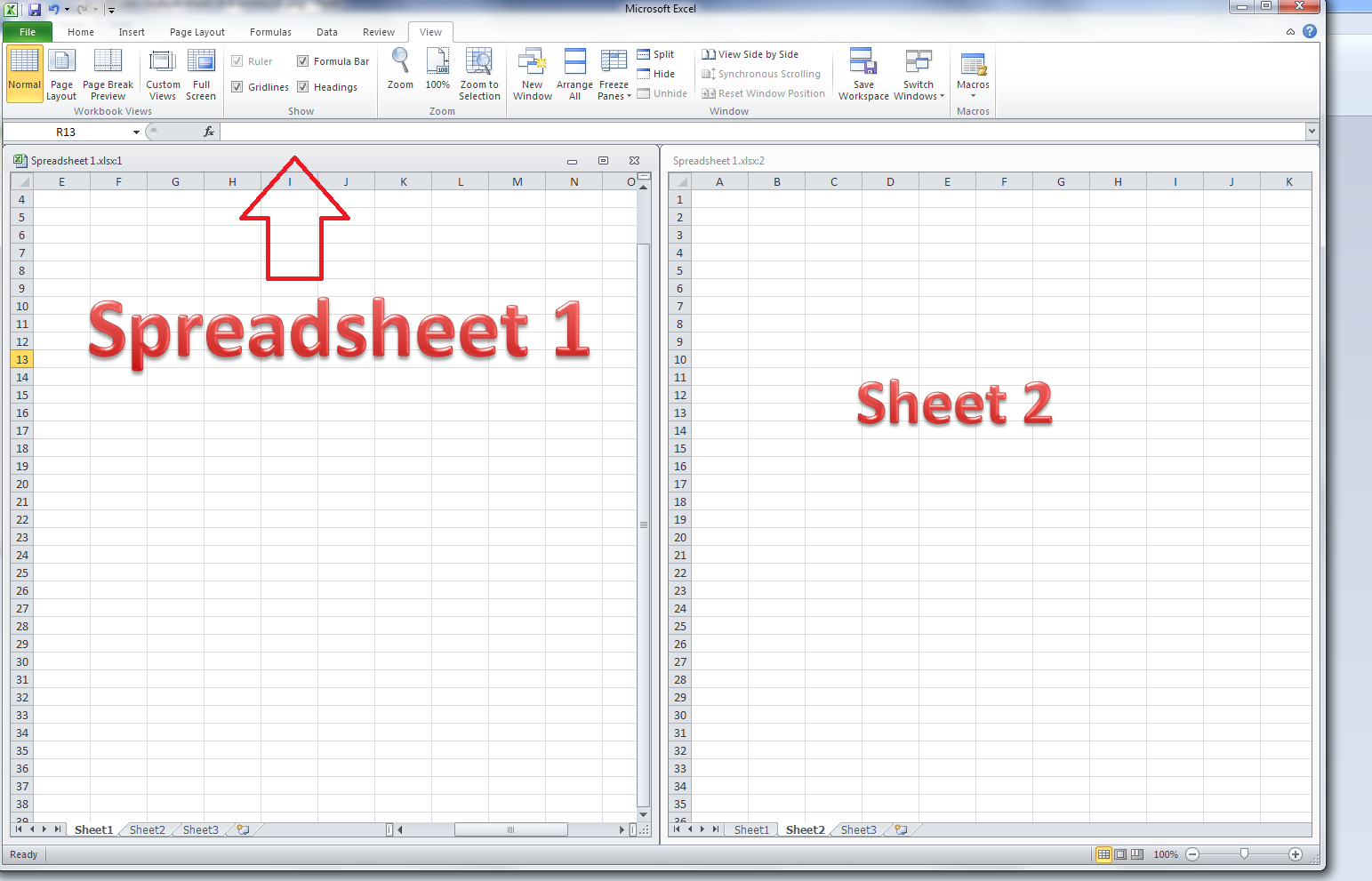 excel spreadsheet tips