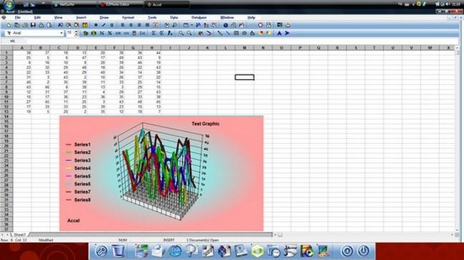 free spreadsheet program for windows
