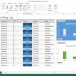 grant tracking calendar template