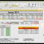 how to create a excel spreadsheet for budgeting