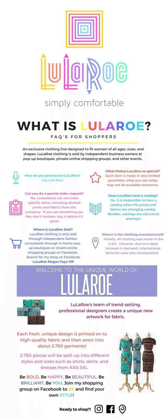 lularoe inventory tracking
