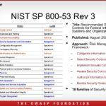 nist 800-53 checklist