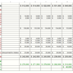 retirement calculator spreadsheet canada
