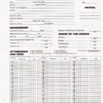 Boy Scout Advancement Tracking Spreadsheet