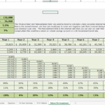 Car Lease Calculator Excel