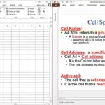 Components Of Ms Excel