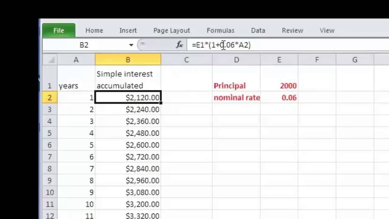 Compound Interest Calculator 401k And Compound Interest Calculator Investment