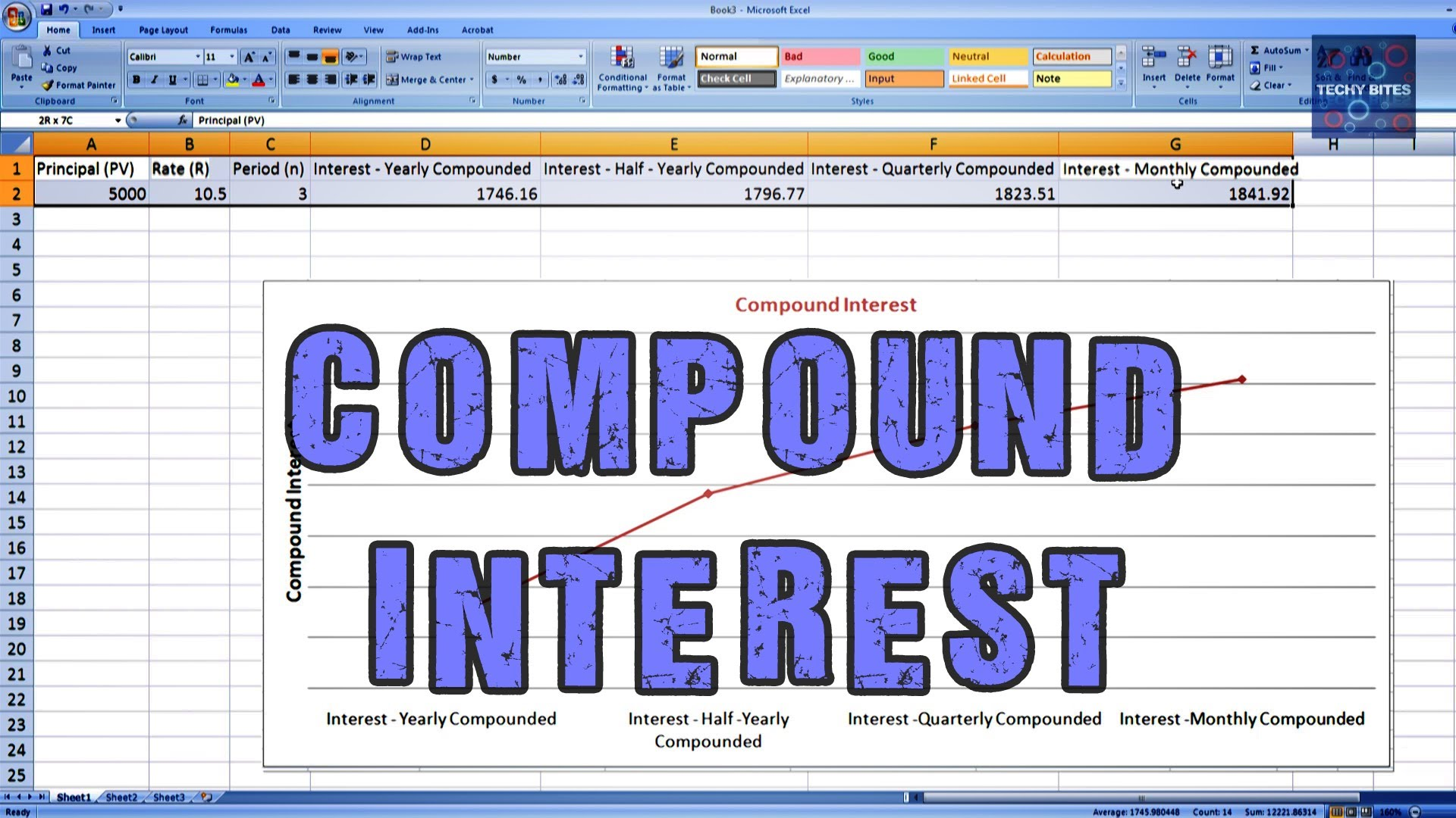 Compound Interest Calculator Spreadsheet And Compound Interest Calculator Daily Spreadsheet