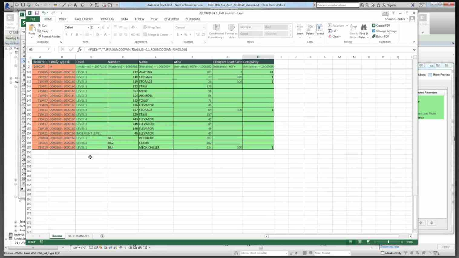 Concrete Beam Design Excel Spreadsheet As 3600