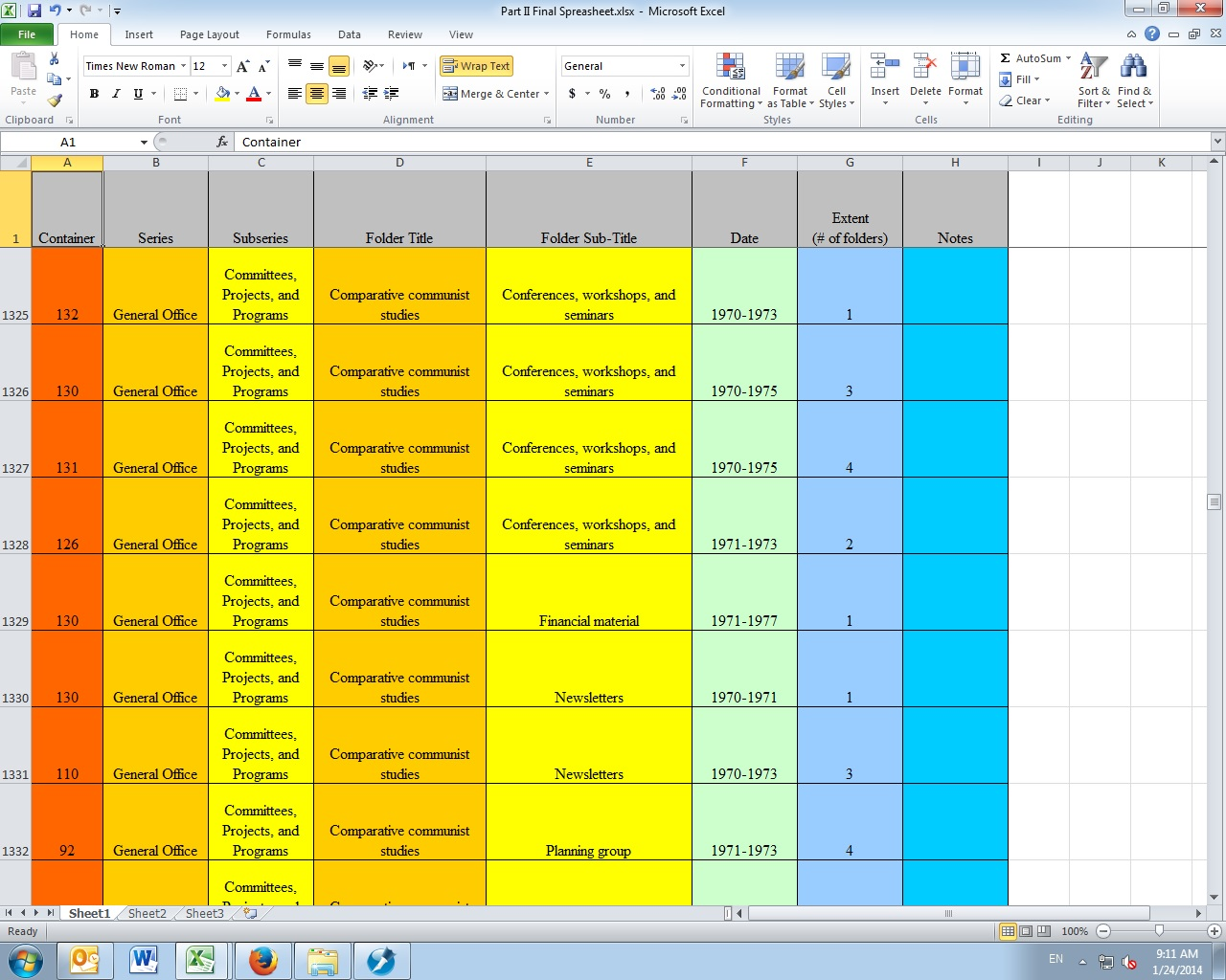 Convert Microsoft Word Document To Excel Spreadsheet