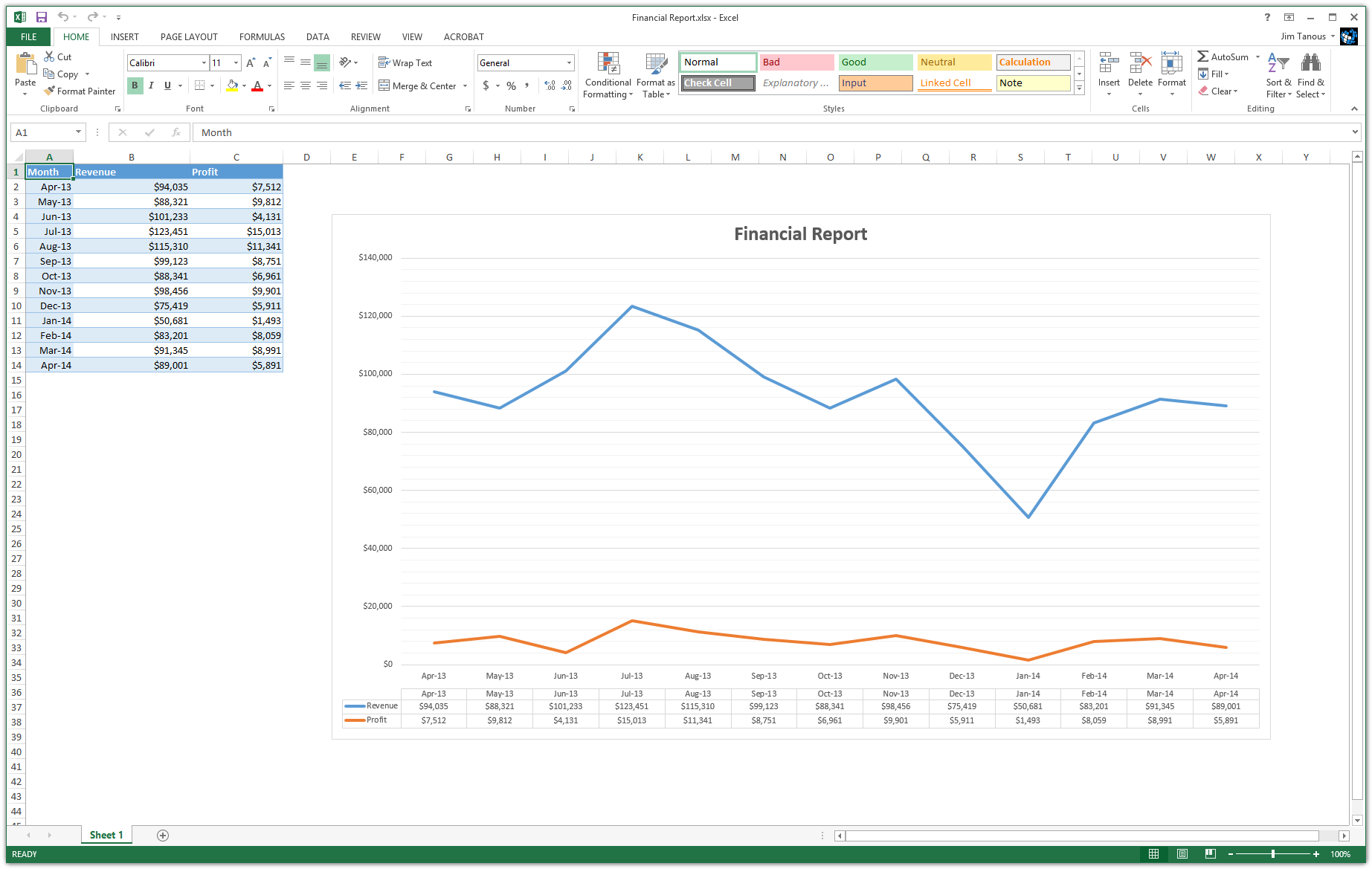 Convert Word Document To Excel Sheet