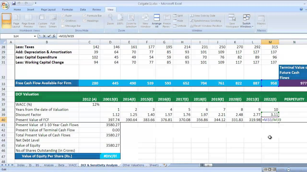 Cash flow projections spreadsheet natural buff dog for Daily cash flow forecast template