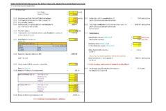 Designing Excel Spreadsheets