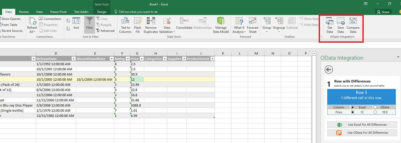 Excel Sheet Validation Protocol