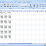 Excel Spreadsheet Template For Scheduling And Excel Spreadsheets Templates