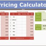 Food Cost Yield Calculator AND Food And Labor Cost Calculator
