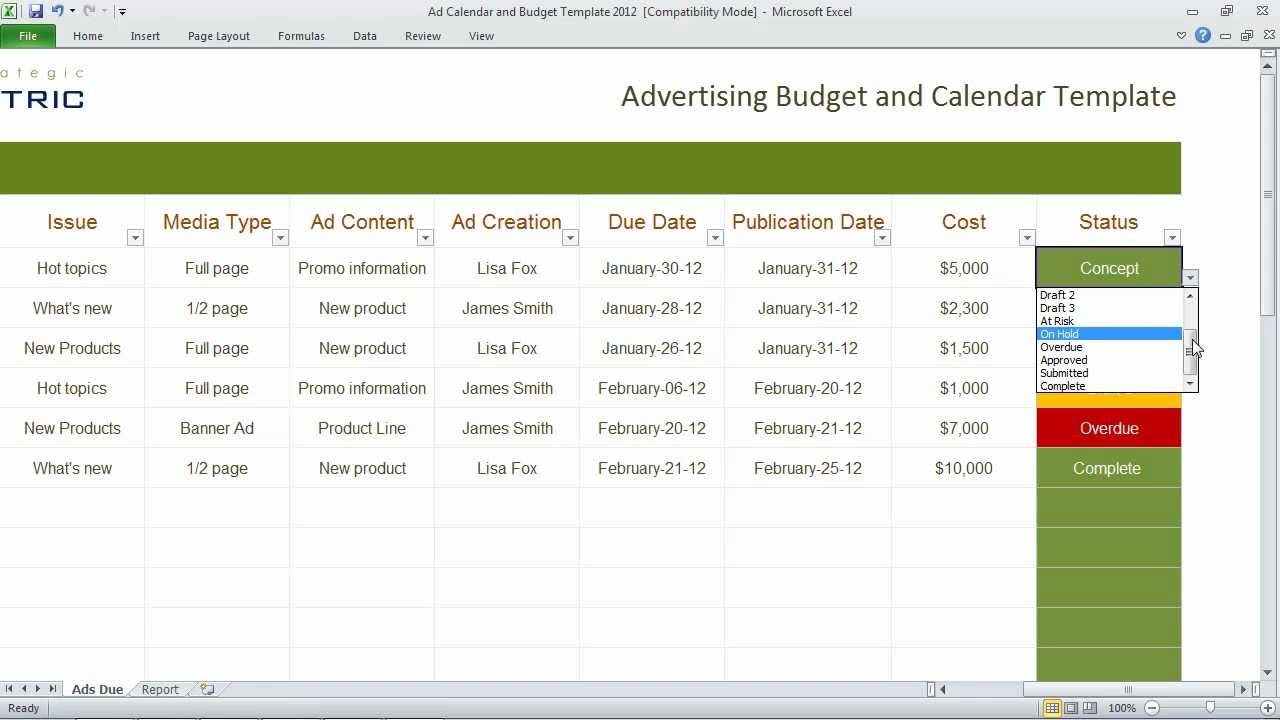 Free Budget Templates For Excel And Free Sample Budget Spreadsheet Excel