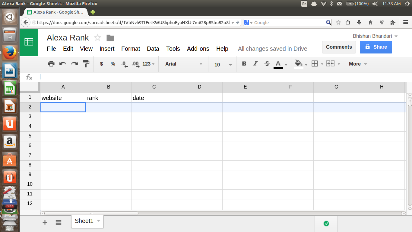 Google Docs Viewer Developer