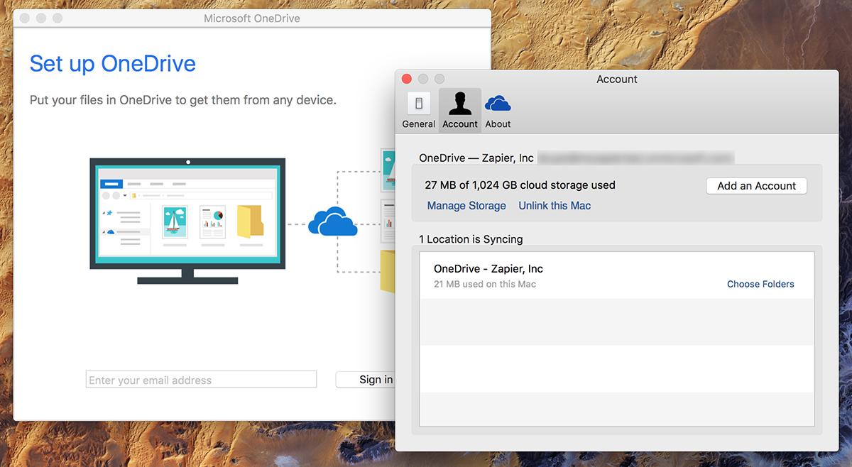 Online Shared File Storage